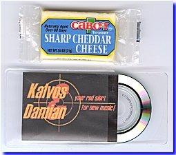 K and D CD-n-Cheese Presentation