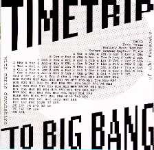Time Trip to Big Bang