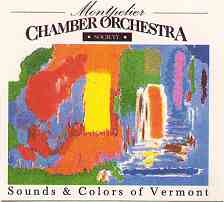 Sounds and Colors of Vermont
