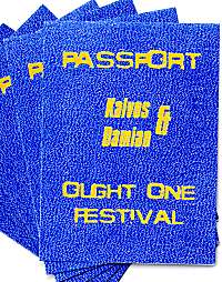 Ought-One Festival Passport