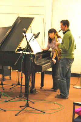 Brian Sacawa and Wenli Zhou